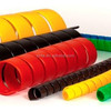 ZMTE Colorful Hydraulic Hose Plastic Protector