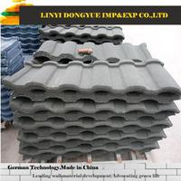 stone coated steel metal roofing sheets wine red mix color roof tile roofing tile flat