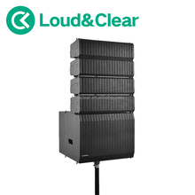 2017 new products mini line array for active line array