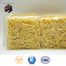 Best selling cheap price OEM Non fried healthy Halal packet egg noodle