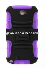 kickstand style new design phone cover for samsung g7100 grand g7102
