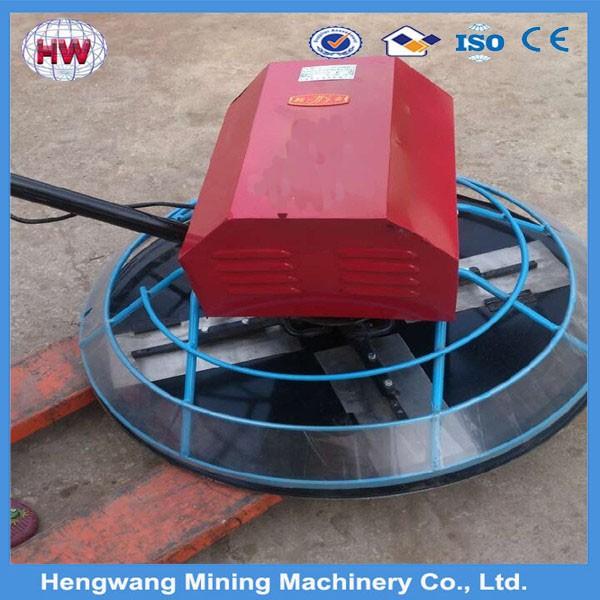 electric trowel machine