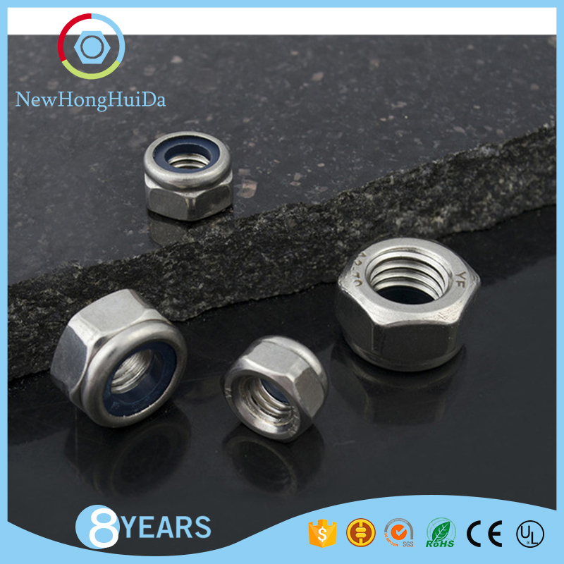 Fast delivery wholesale <strong>M10</strong> sizes stainless steel flange <strong>hex</strong> <strong>nut</strong>