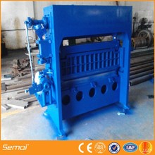 China Express High Speed Expanded Metal Mesh Machine