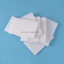 natural plastic white polypropylene pp sheet/ rods Engineering plastic wholesale 100% virgin material
