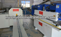 steel strip nailless folding plywood box machine