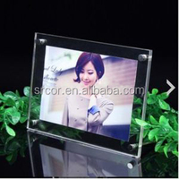 6 X 4 ACRYLIC 2.5x3.5 picture frame