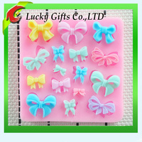 Colorful Bowknot High Quality Silicone Cake Decoration Tool