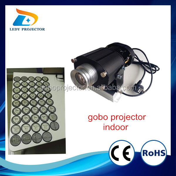 gobo projector led 80w christmas decorating logo projection lamp
