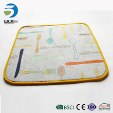 For Kitchen Pad wholesale anti slip fast supplier table plate desk mat