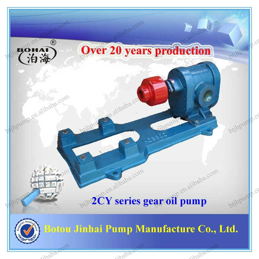Factory direct sales!!!!!!!!2CY stainless steel gear oil pump diesel engine pump