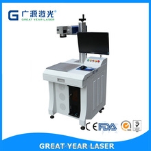 Guangzhou Machinery /CNC Laser Engraving Machine/Laser Engravine Metal