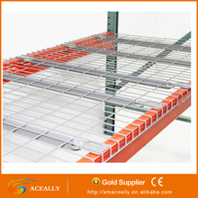 Box Beam Welded Perforated Grid Wire Decking, Steel Wire Deck Panels decking beam