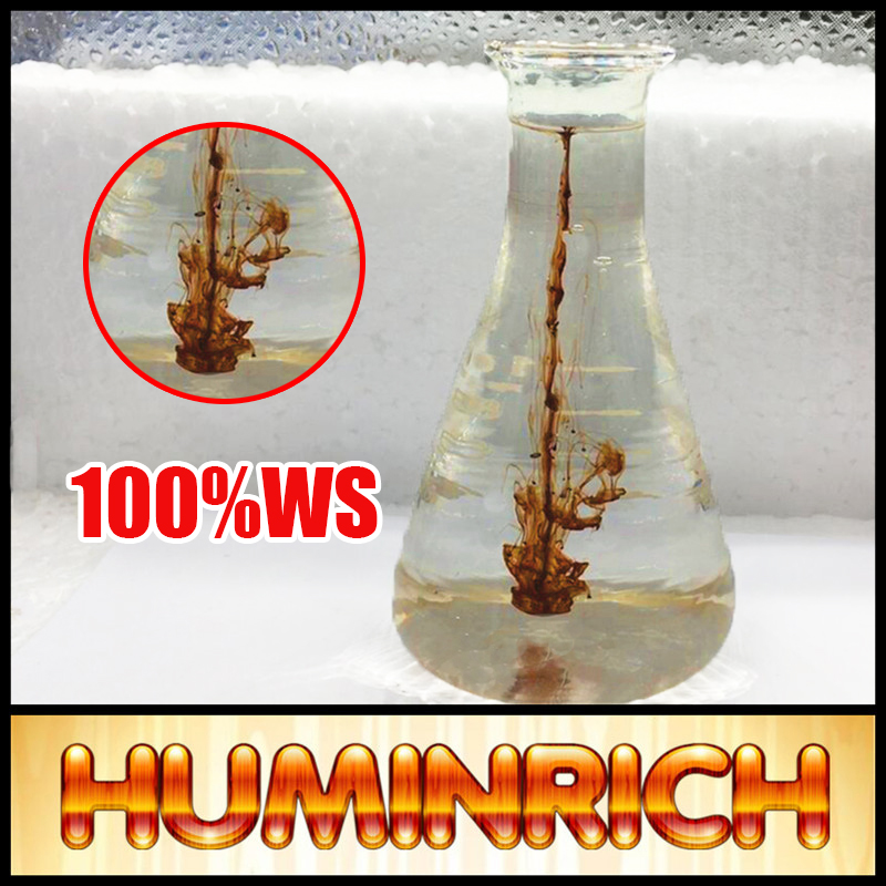 Huminrich Organic Fertilizer Potassium Humate Humic Acid For Human Consumption