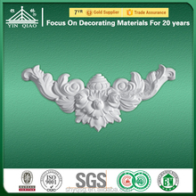 High Quality Interior Decorative Cornices Gypsum/plaster Cornice Designs Plaster Moulding Flower Corners And Beadings