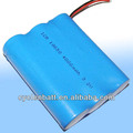18650 lifepo4 3.2V 4000mah battery pack, lifepo4 lithium battery