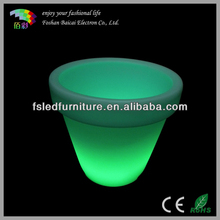 Plastic Illuminated LED Flower Vase