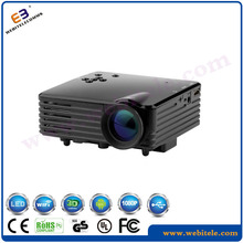 WB-GP7S Portable Children's toys portable Projector,mini led Micro projector exceed 3d projector