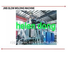 blow molding machine for plastic round table and chair