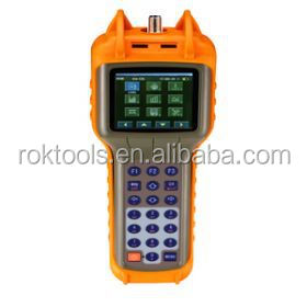 CATV Full Automatic Scan Signal Level Meter