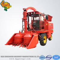 2014 new design of 4QZ-1800 new design of mini rice harvester for sale