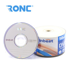 Non-printable Blank DVDR 4.7GB leadisk dvdr 16X