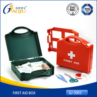 Guarantee of in time delivery best selling changzhou dl wall mounted first aid kit box