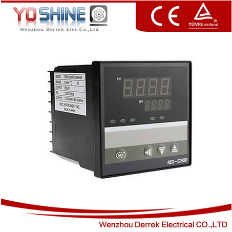 Temperature Controller 96*96 Relays Output Table Thermostat C900