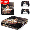 Custom Decals Stickers Skin For PS4 Shenzhen Supplier