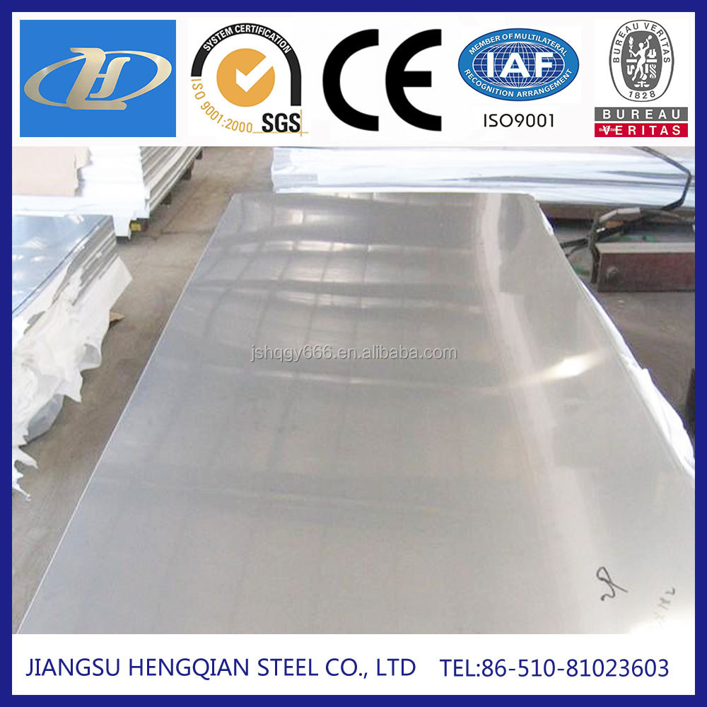 china jis sus 409 stainless steel plate sheet best selling