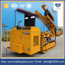 Gold supplier China 100m Deep Portable Auger Drilling Rig