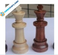 Fashion chess shaped wooden usb pen drive