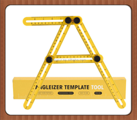 2017 new tool hot selling Multi-Angle Angle-izer Measuring Template Tool