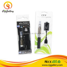 Best selling wholesale e cigarette ego-t+ce4/ce5 starter kit