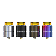 New Coming Products Electronic Cigarette Tank IJOY WonderVape RDA Tank For Bottom Feeder Mod