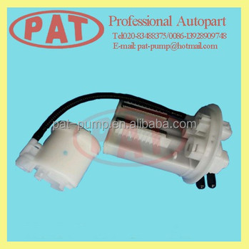 Plastic Fuel filter for Toyota corolla fuel filter for Honda fuel filter for Mitsubishi fuel filter for Japanese Car