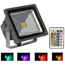Competitive price high quality LED landscape lighting DMX rgb outdoor LED flood light,36w high brightness commecial flood lights