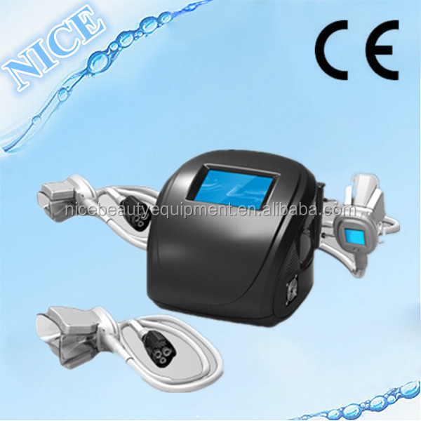 Cooling Cryotech Fat Dissolving Slimming Machine with 3 Cryo Heads