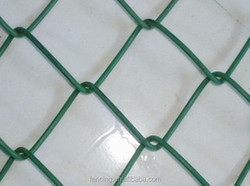 Wholesale lowes vinyl coated heavy duty chain link fence prices