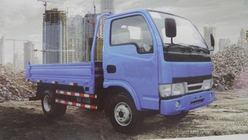 CLC mini dump truck CL3041 payload 2MT