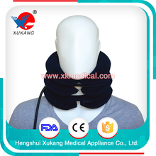 Health care Cervical vertebra tractor belt (type I) Cervical traction apparatus Inflatable neck brace support OEM&ODM