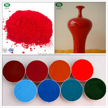 Ceramic pigment paint color glaze stain color pigment powder inclusion red for ceramic tile and brick