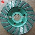 "4"" straight cup grinding wheels,100(105)mm turbo diamond grinding cup wheel,cup shaped grinding wheels for concrete."