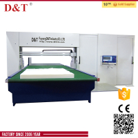 High quality fast cutting speed CNC vertical sponge foam mattress cutting machine