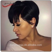 alibaba express best selling products cheap black short wig