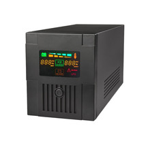 Mini home use smart LCD display long time backup line interactive 1500VA 900W ups