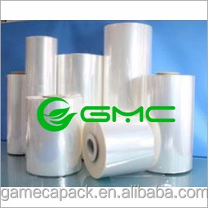 China suppliers colored heat shrink wrap film