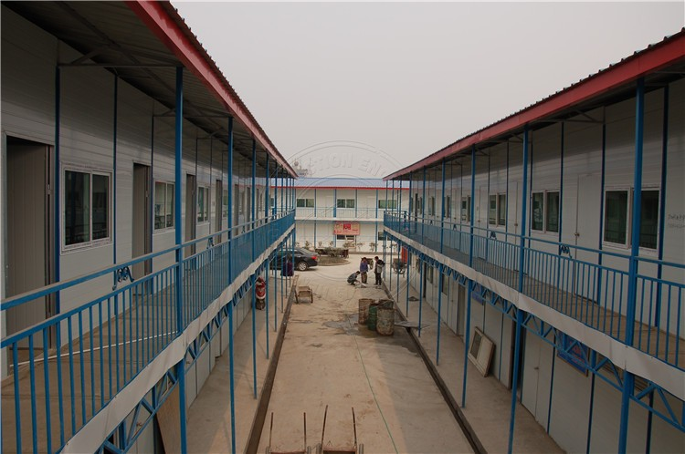 prefabricated steel strucutre building