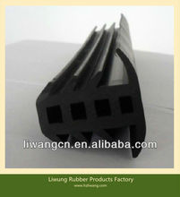 rubber seal strip for car door &window