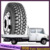 295/80R22.5 Radial Kingrun Tire in Truck